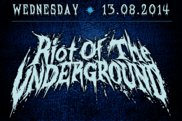 Summer Breeze Open Air 2014 - RIOT OF THE UNDERGROUND + weitere Bands bestätigt