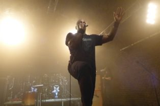 Fotos: Sepultura, Legion of the Damned - 07.02.2014 - Matrix Bochum