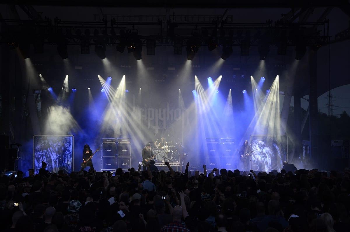 Triptykon @Rock Hard Festival 2014