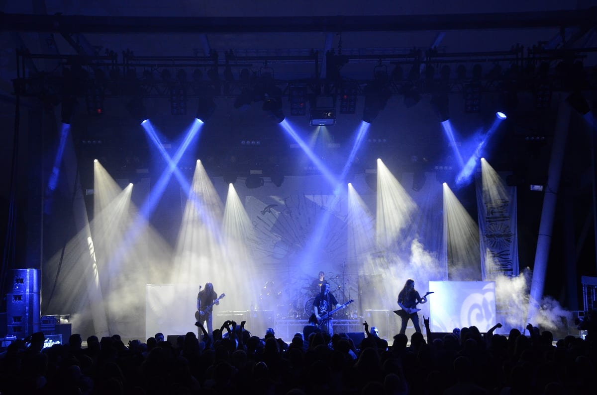 Carcass @Rock Hard Festival 2014
