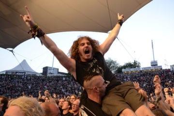 @Rock Hard Festival 2014