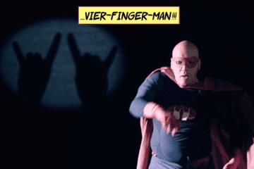J.B.O. - Vier Finger für ein Halleluja