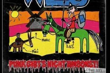 Flyer: WIZO - Tour 2014