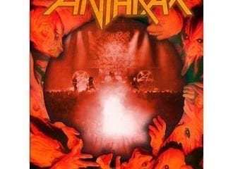 "Anthrax: ""Chile on Hell"" auf DVD und Blu-Ray"