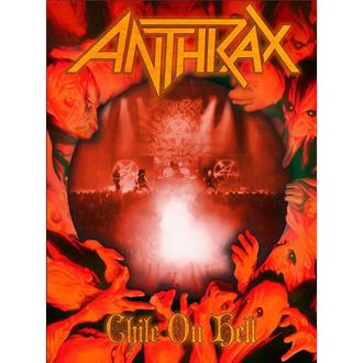 Cover: anthrax - chile on hell