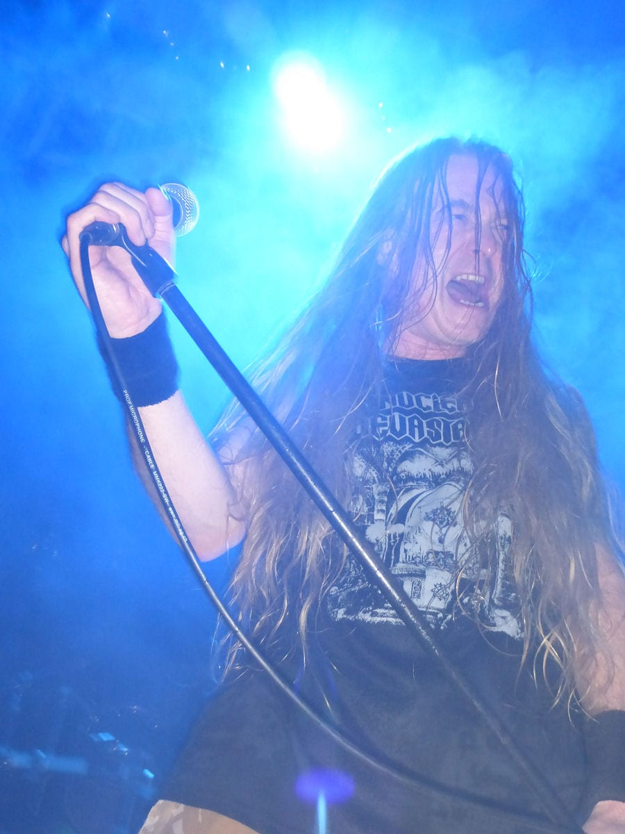 Bolt Thrower @Weststadthalle 2014