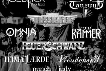 Endgültiger Flyer - Burgfolk Festival 2015