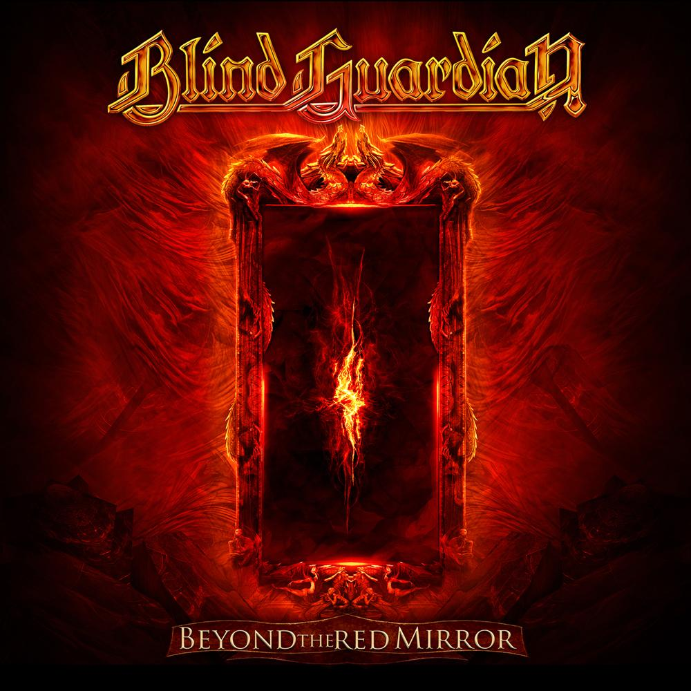 Cover: Blind Guardian - Beyond the Red Mirror