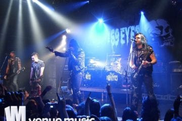 Fotos: The 69 Eyes, Marylism, Wednesday 13 - 02.04.2007 -  Zeche Bochum