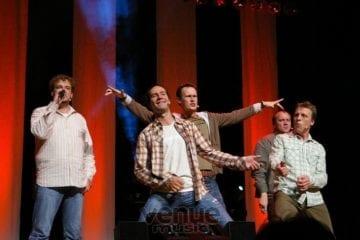 Fotos: Wise Guys - 21.11.2007 - Tonhalle Düsseldorf