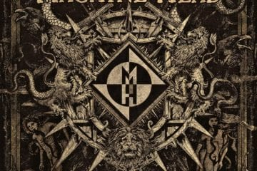 Cover: Machine Head - Bloodstones & Diamonds