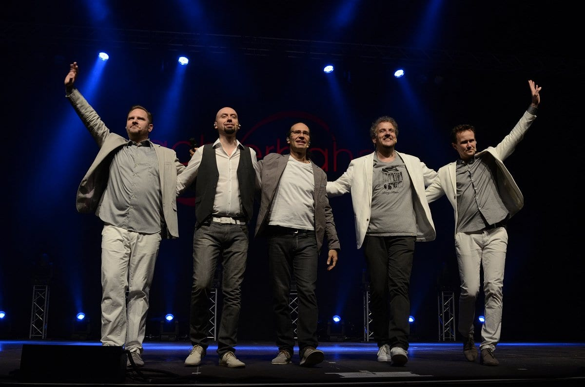 Wise Guys @Grugahalle 2014
