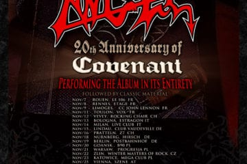 Flyer: Morbid Angel - Covenant Tour 2014