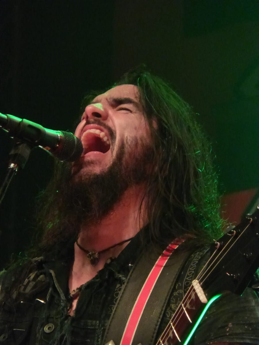 Machine Head @Turbinenhalle 2014