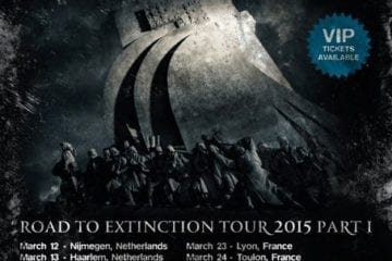 Flyer: Moonspell - Tour 2015