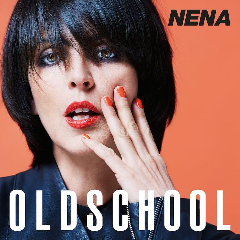 Cover: Nena - Oldschool / Album-Cover: Benjamin Alexander Huseby