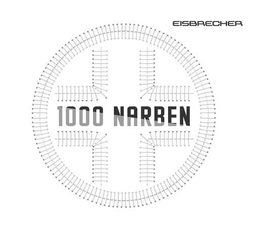 Cover: Eisbrecher - 1000 Narben