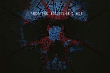 Cover: Slayer - When the stillness comes