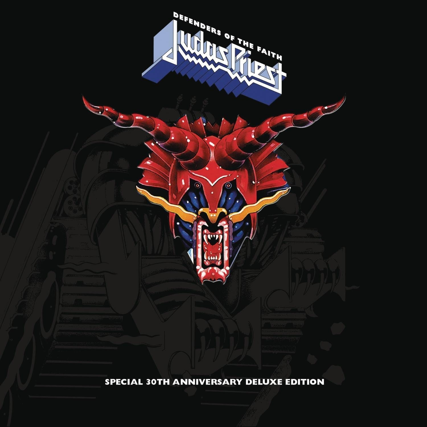 Cover: Judas Priest - Defenders of the faith 30th Anniversary Deluxe
