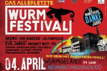 Wurmfestival 2015