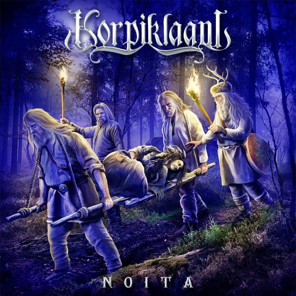 Cover: Korpiklaani - Noita