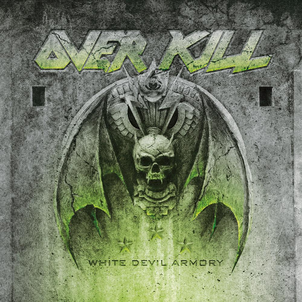 Cover: Overkill - White Devil Armory
