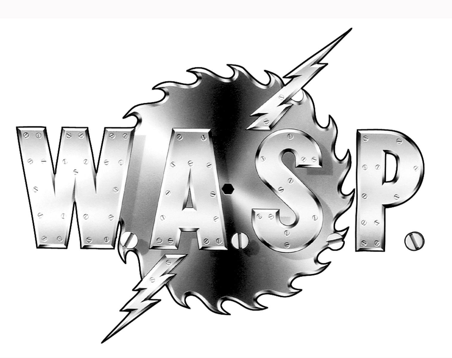 Logo: W.A.S.P.