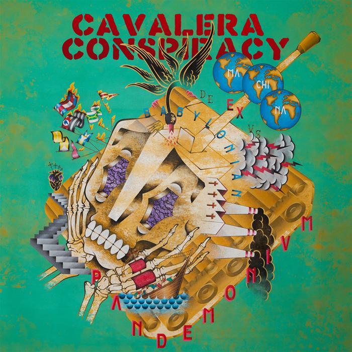 Cover: Cavalera Conspiracy - Pandemonium