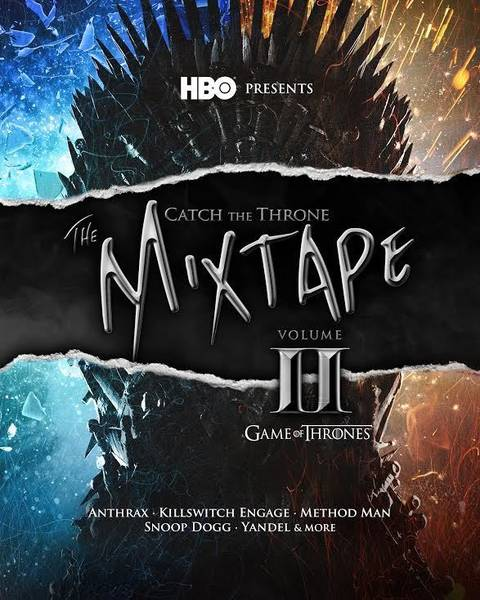 Catch The Throne: The Mixtape