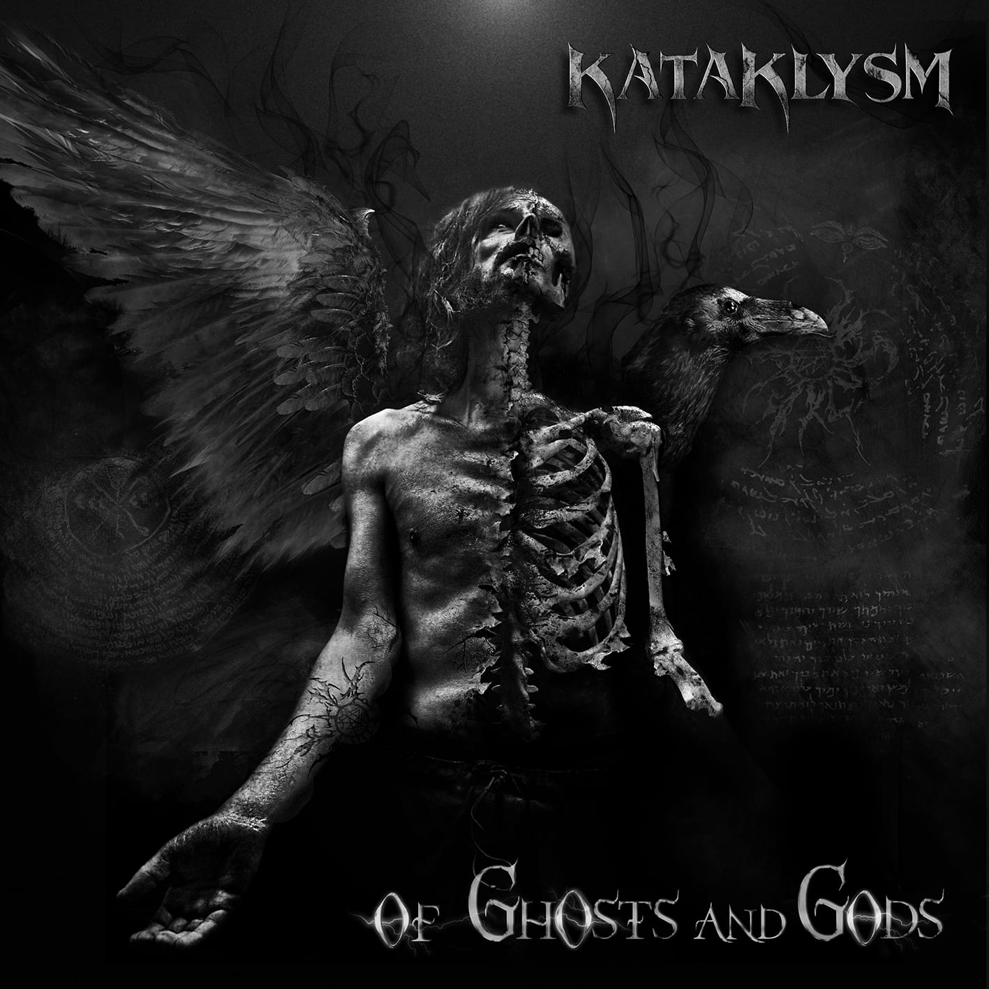 Cover: kataklysm - of ghosts and gods