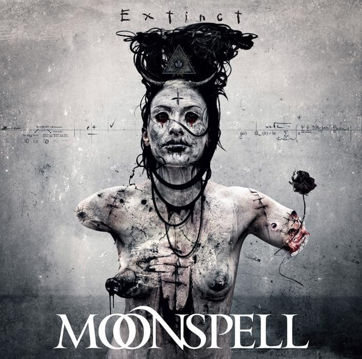 Cover: Moonspell - Extinct