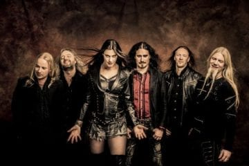 Pressefoto: Nightwish