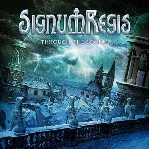 Cover: Signum Regis - Through the Storm