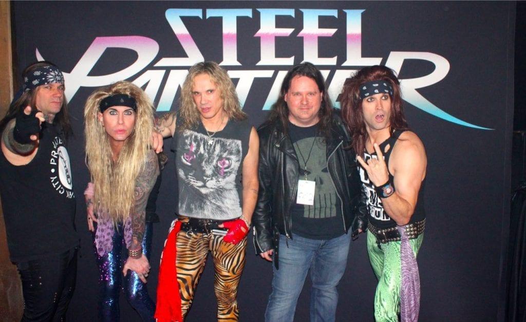 Steel Panther VIP Foto 02