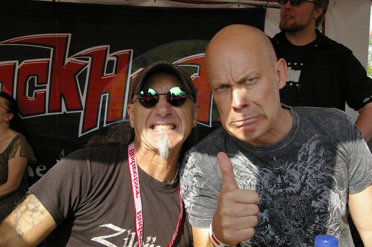Accept @Rock Hard Festival 2010
