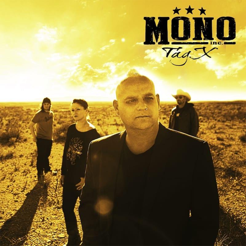 Cover: Mono Inc. - Tag X ( Foto: © Sebastian Schmidt)