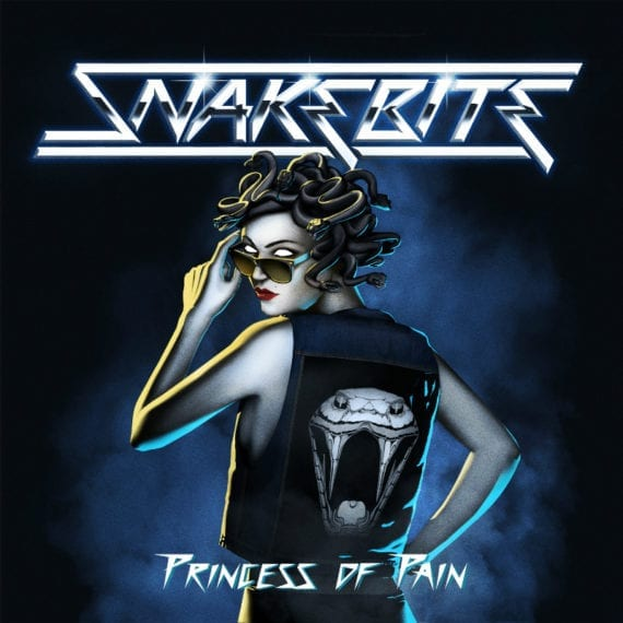 Cover: Snakebite - Princess of Pain