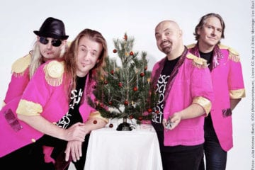 Blast Christmas - J.B.O. Jahresabschluss-Shows in Osnabrück und Bochum