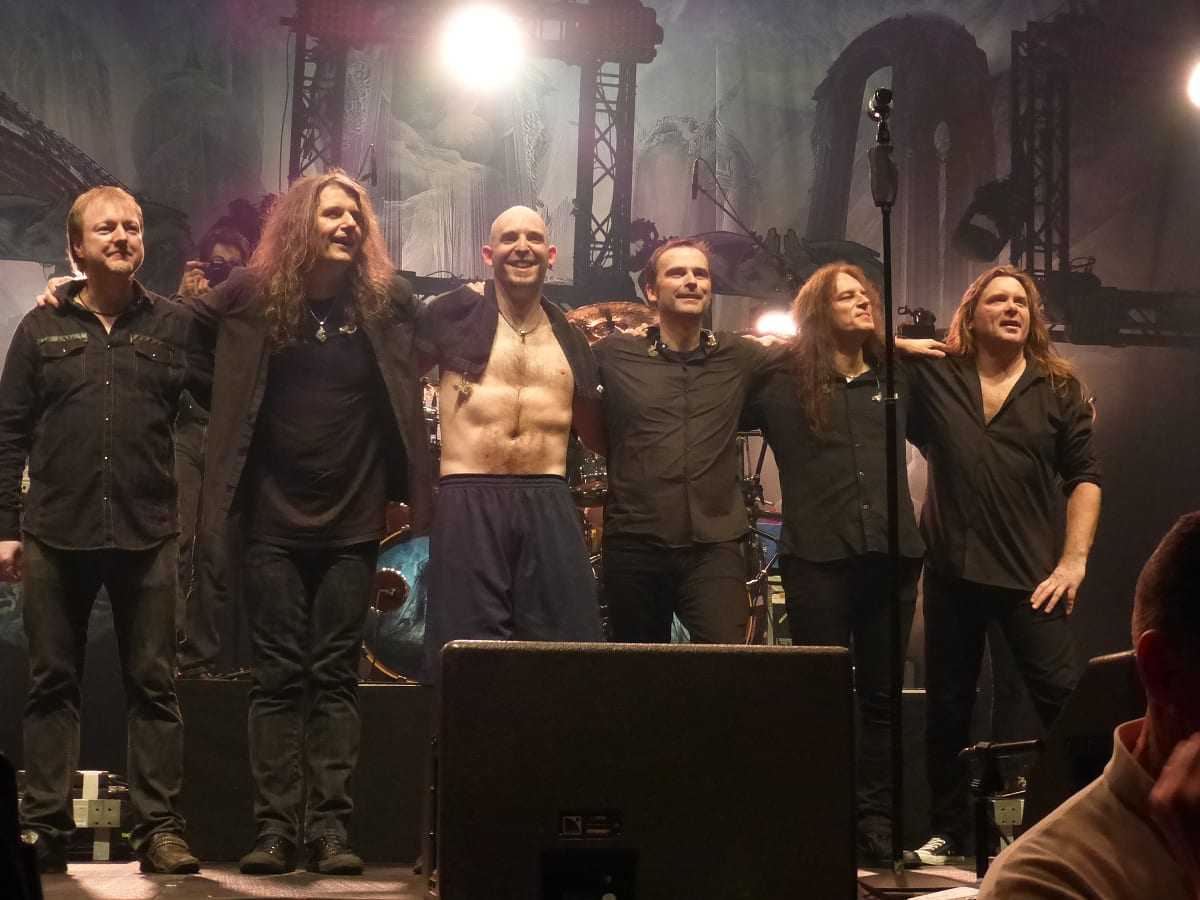 Blind Guardian @Mitsubishi Electric Halle 2015