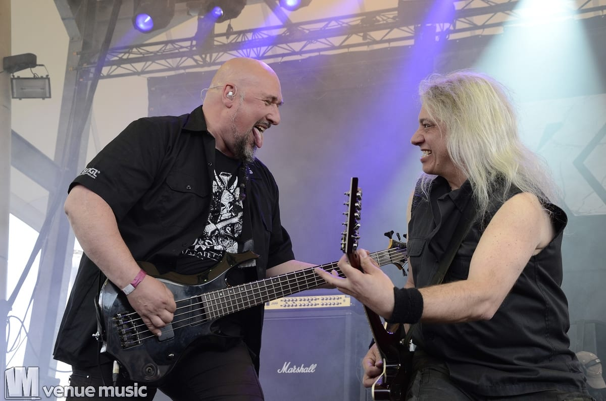 Refuge @Rock Hard Festival 2015