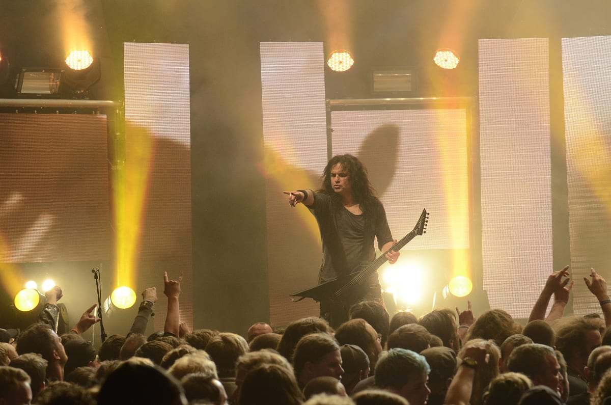 Kreator @Rock Hard Festival 2015
