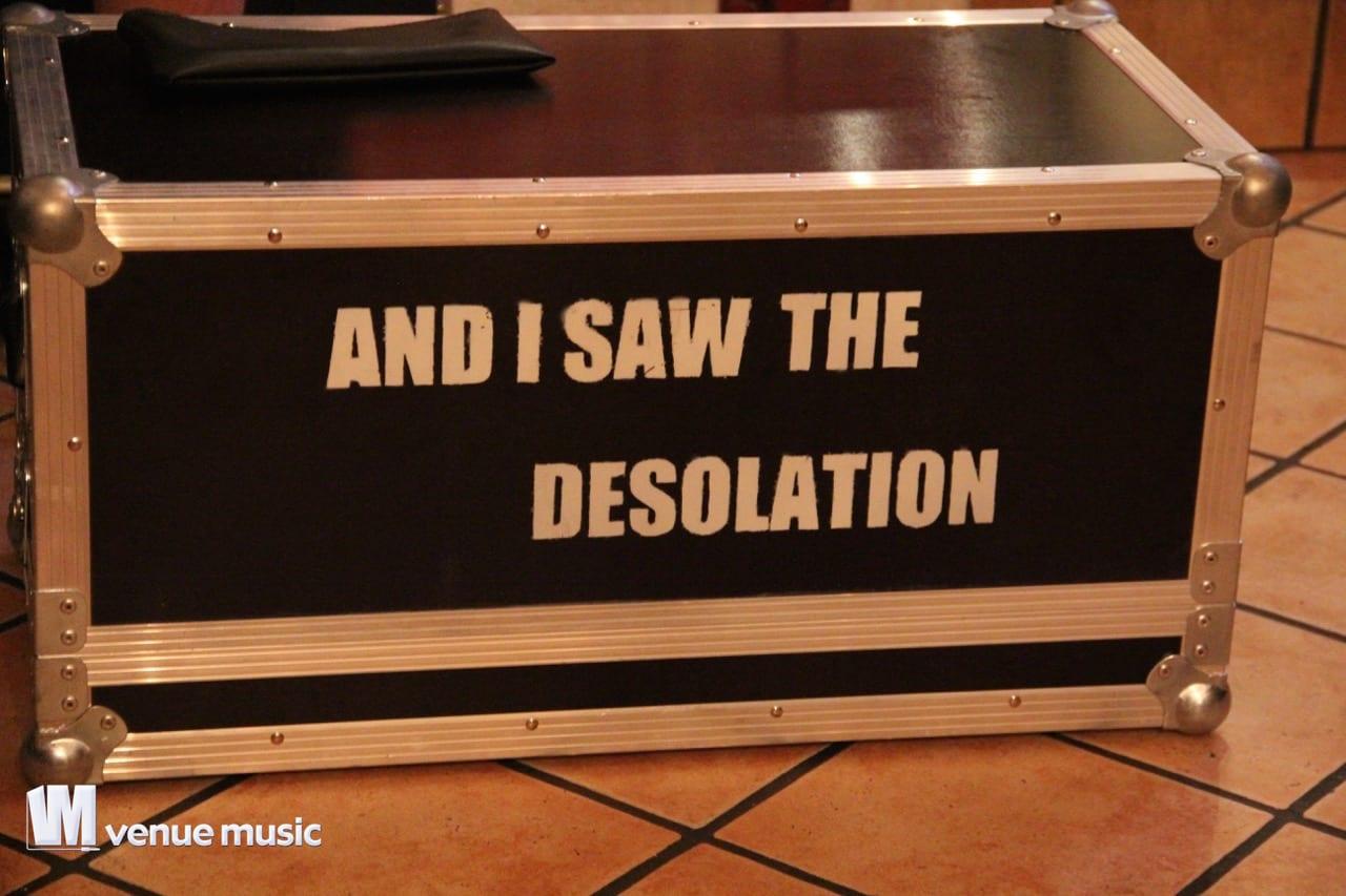 OMBotB - And I Saw Desolation