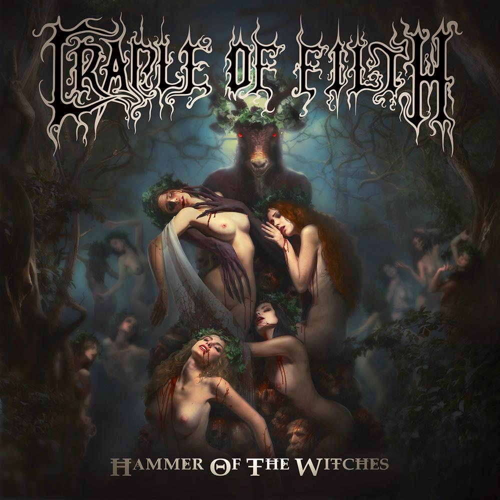 Cover: Cradle of Filth - Hammer of the Witches