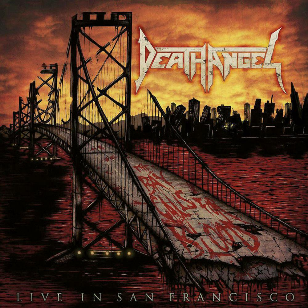 Cover: Death Angel - Live in San Francisco