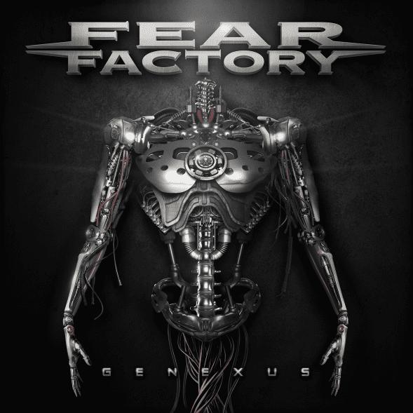 Cover: Fear Factory - Genexus