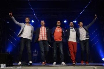 Wise Guys - 05.09.2015 - Tanzbrunnen Köln
