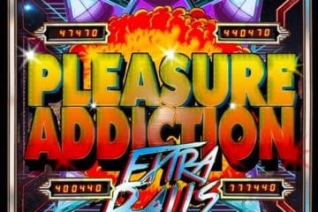 Cover: Pleasure Addiction - Extra Balls