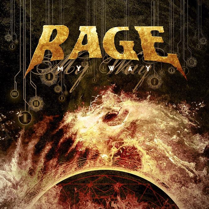 Cover: Rage - my way