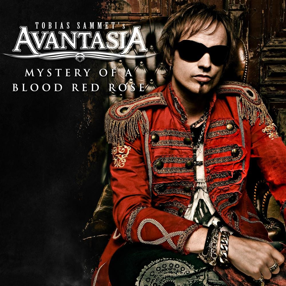 Cover: Avantasia - Mystery Of A Blood Red Rose