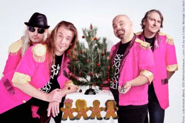 Flucht vor der Besinnlichkeit: BLAST Christmas